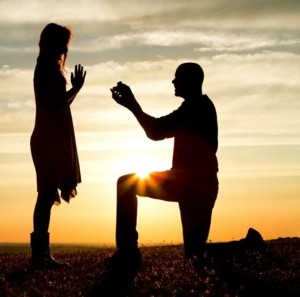 Marriage proposal 2-17-2016